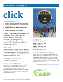 Click Teacher's Guide Magazine Subscriptions