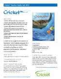 Cricket Teacher's Guide Magazine Subscriptions