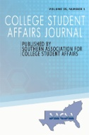 The College Student Affairs Journal Magazine Subscriptions