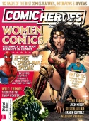 Comic Heroes Magazine Subscriptions