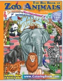 Zoo Animals Really Big Coloring Book Magazine Subscriptions