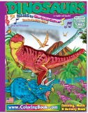 Dinosaurs Really Big Coloring Book Magazine Subscriptions
