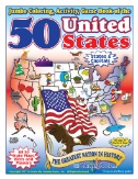 50 United States Coloring Book Magazine Subscriptions