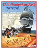 U.S. Constitution Just for Kids! Coloring - Activity - Workbook Magazine Subscriptions