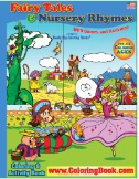 Fairy Tales & Nursery Rhymes Really Big Coloring Book Magazine Subscriptions