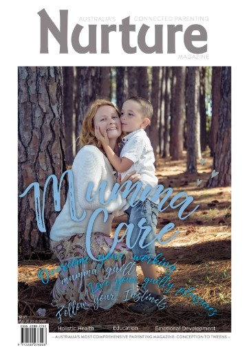 Nurture: Australia's Natural Parenting Magazine Magazine Subscriptions