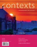 Contexts: Understanding People in Their Social Worlds Magazine Subscriptions