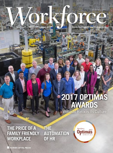 Workforce Magazine Subscriptions