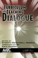 Curriculum & Teaching Dialogue Magazine Subscriptions
