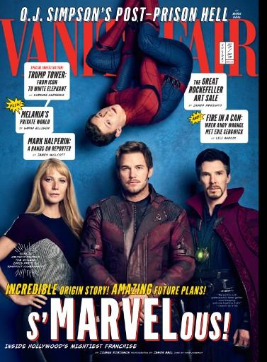 Vanity Fair Magazine Subscriptions