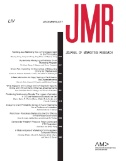 Journal of Marketing Research (JMR) Magazine Subscriptions