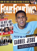 Australian FourFourTwo Magazine Subscriptions