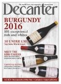 Decanter Magazine Subscriptions