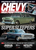 Chevy High Performance Magazine Subscriptions