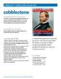 Cobblestone Teacher's Guide Magazine Subscriptions