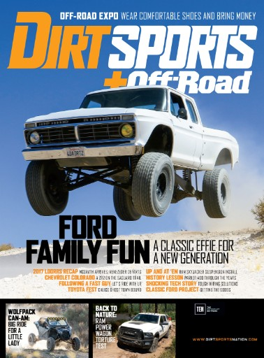 Dirt Sports + Off-Road Magazine Subscriptions
