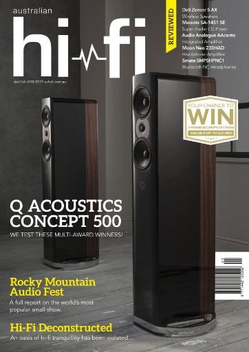 Australian Hi-Fi & Home Theatre Technology | Digital Magazine