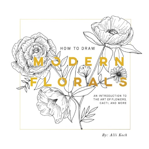 How to Draw Modern Florals Magazine Subscriptions