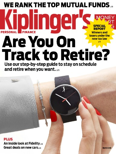 Kiplinger's Personal Finance Magazine Subscriptions