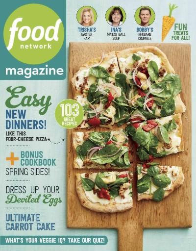 Food Network Magazine Magazine Subscriptions