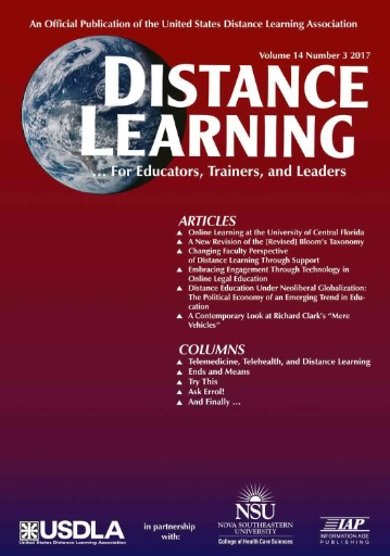 Distance Learning Magazine Subscriptions