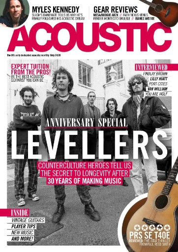Acoustic Magazine Magazine Subscriptions
