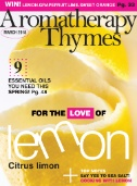 Aromatherapy Thymes Magazine Subscriptions
