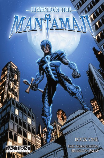 Legend of the Mantamaji: Book One Magazine Subscriptions