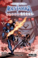 Legend of the Mantamaji: Bloodlines Book One Magazine Subscriptions