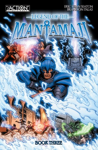Legend of the Mantamaji: Book Three Magazine Subscriptions