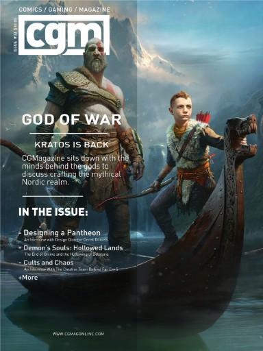 Comics & Gaming Magazine
