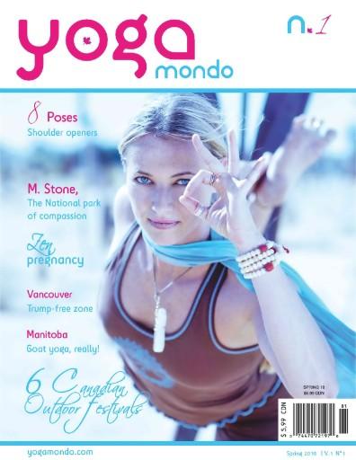 Yoga Mondo (English Edition) Magazine Subscriptions