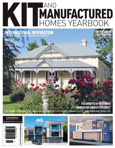 Kit & Manufactured Homes Yearbook Magazine Subscriptions