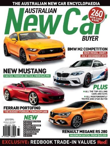 Australian New Car Buyer Digital Magazine Subscription Flipster