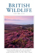 British Wildlife Magazine Subscriptions