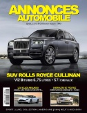 Annonces Automobile Magazine Subscriptions