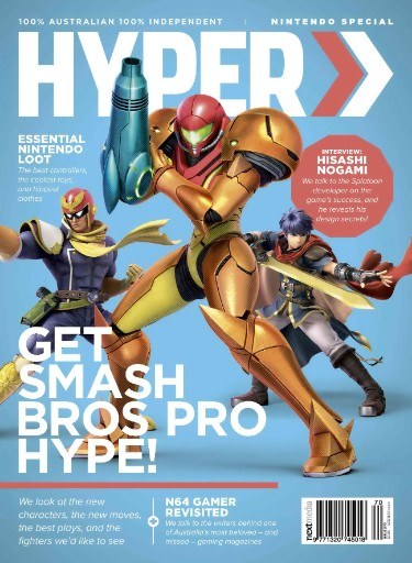Hyper Magazine Subscriptions
