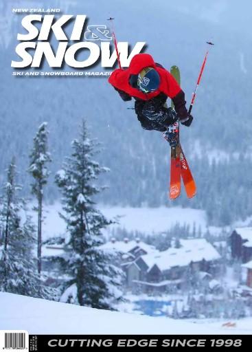 New Zealand Ski & Snow Magazine Subscriptions