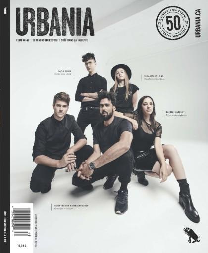 Urbania Magazine Subscriptions