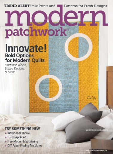 Modern Patchwork Magazine Subscriptions