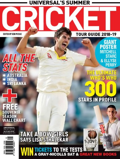 Summer Cricket Guide Magazine Subscriptions