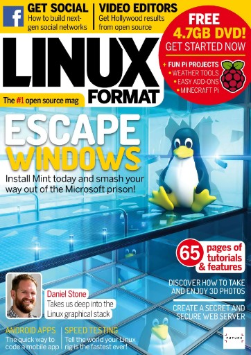 Linux Format Magazine Subscriptions