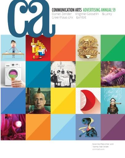 Communication Arts Digital Magazine Subscription Flipster