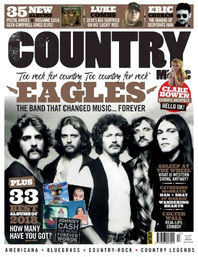 Country Music Uk Edition Digital Magazine Subscription Flipster
