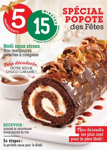 5 Ingredients 15 Minutes Magazine Subscriptions