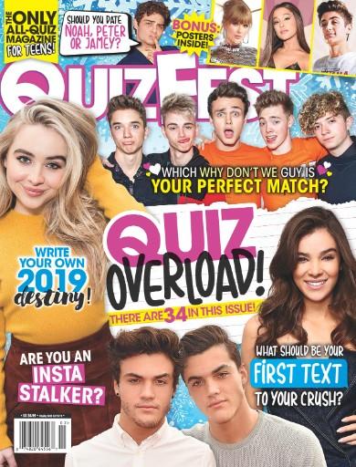 Quizfest Digital Magazine Subscription Flipster