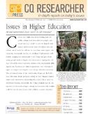 CQ Researcher Magazine Subscriptions