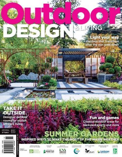 Outdoor Design & Living Magazine Subscriptions