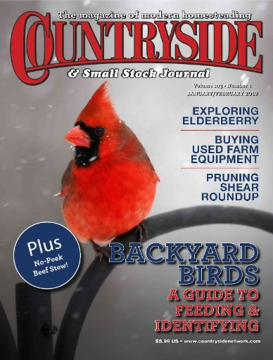 Countryside Small Stock Journal Digital Magazine Subscription
