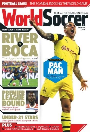 World Soccer Digital Magazine Subscription Flipster